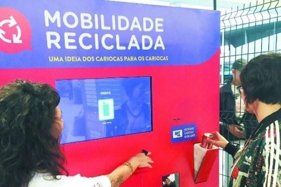 mobilidade reciclada