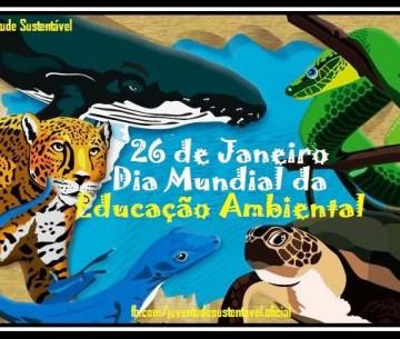 Dia Mundial da Educação Ambiental