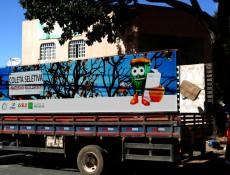 Coleta Seletiva em Brasília