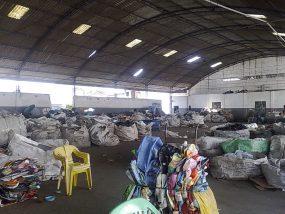 reciclagem solidária