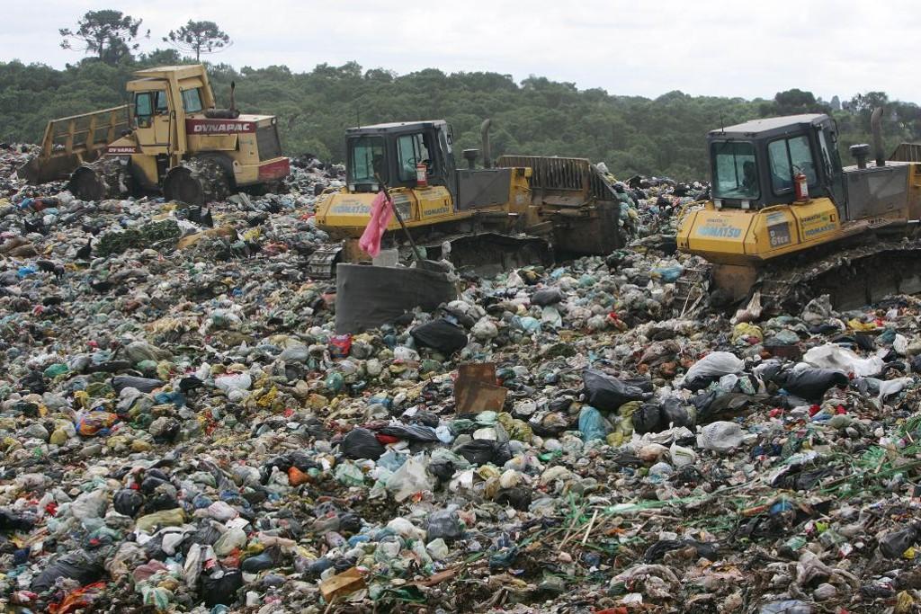 Lixo de curitiba